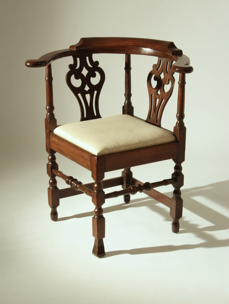 Chippendale Corner Chair Chippendale Cherry Corner